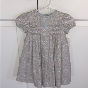Luli and Me special occasion paisley print dress